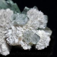 Apophyllite w Scolecite