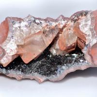 Quartz w Hematite
