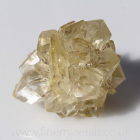 Gypsum var. Selenite
