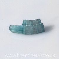 Tourmaline Indicolite curved twin DT